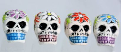 SUGAR SKULL  Priced from 0.79p each
